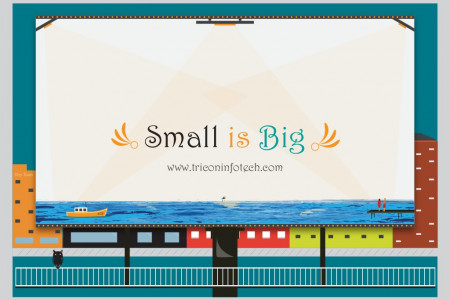 Small is Big Infographic