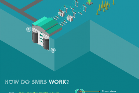Small Modular Reactors Infographic