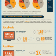 Social Media and Your Business Communication Strategy Infographic