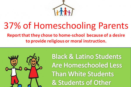 Some Smart Facts About Homeschooling Infographic