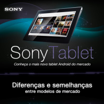 Sony Tablet Infographic