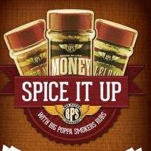 Spice it Up Infographic