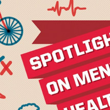 Spotlight on Men's Health Infographic
