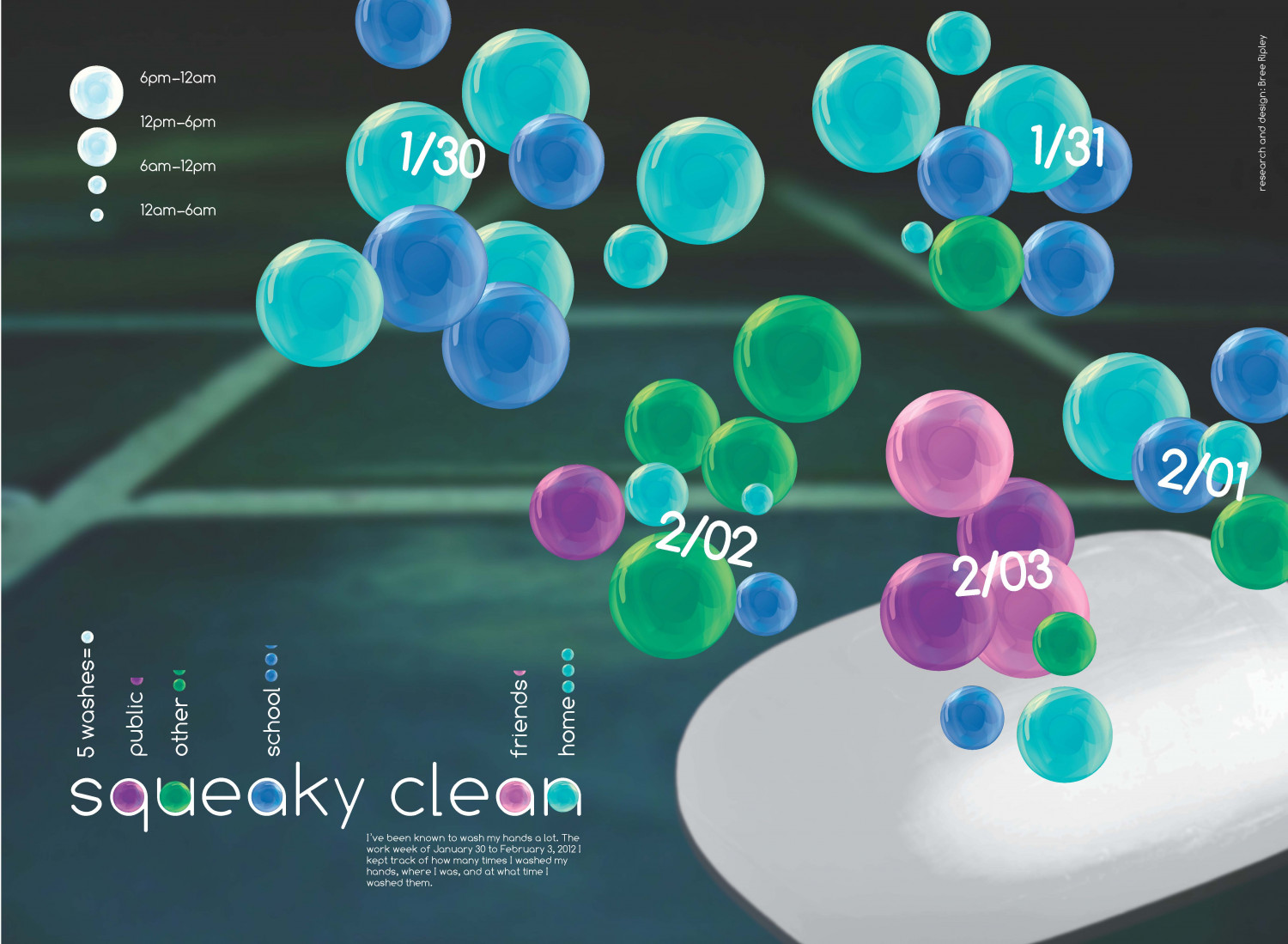 Squeaky Clean  Infographic