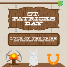 St Patricks Day Infographic