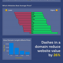 State of the Website Economy Infographic