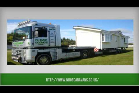 Static Caravan & Holiday Home Specialist Infographic