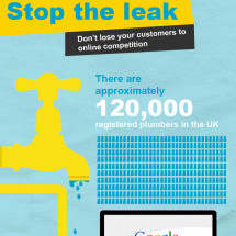 Stop the leak Infographic
