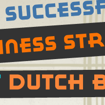 Strategies from best Dutch brands Infographic