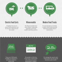 Street Food Revolution Infographic