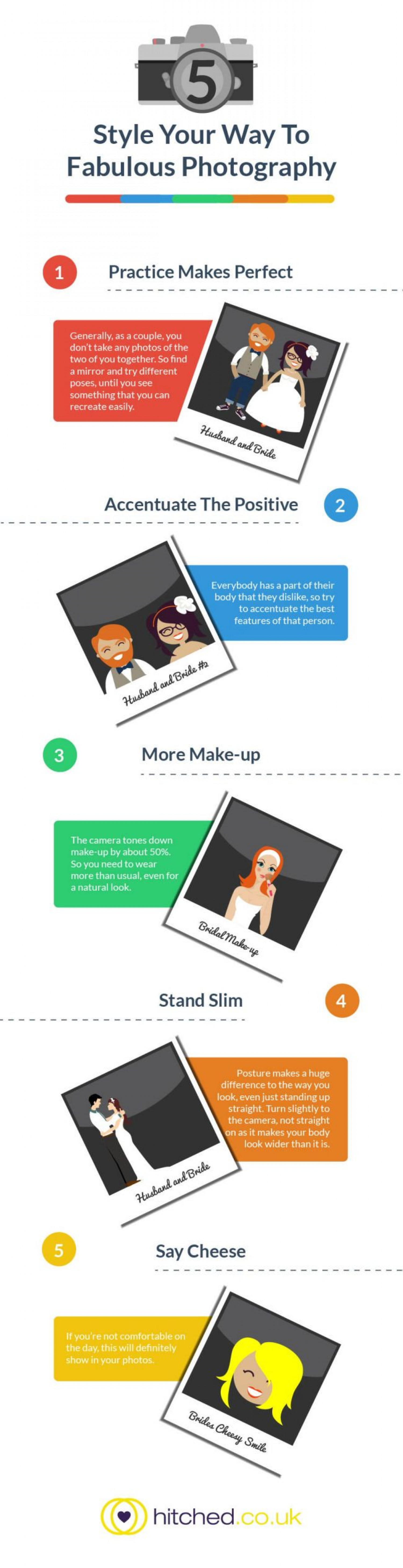 Style Your Way To Fabulous Photography Infographic