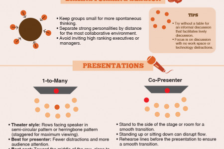 Suits And Seats: Where To Sit For Professional Success Infographic