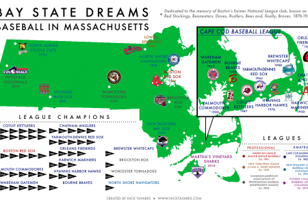 Summer, Baseball and your Bay State Options Infographic