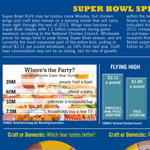 Super Bowl Special Infographic