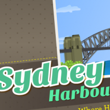 Sydney Harbour Bridge Infographic