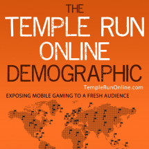 Temple Run Infographic