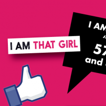 #THATGIRLROCKS Infographic