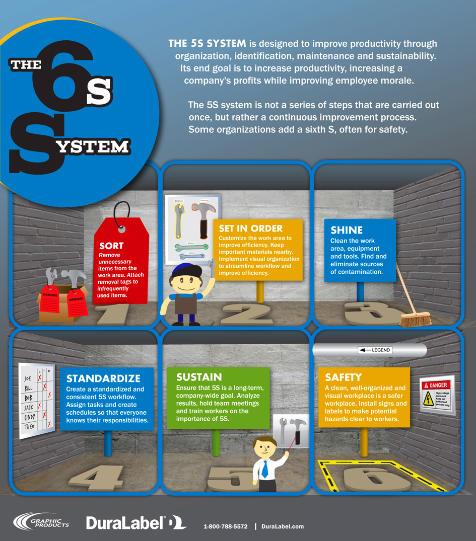 The 6S System