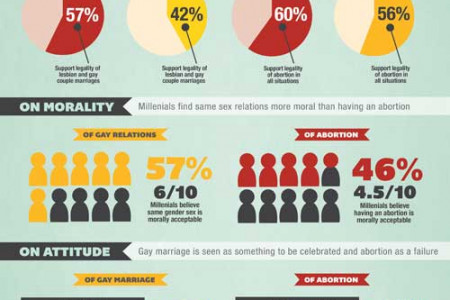 The Abortion Non-Issue Infographic