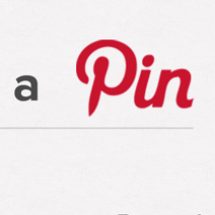 The Anatomy of a Pin Infographic