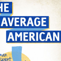 The Average American Infographic