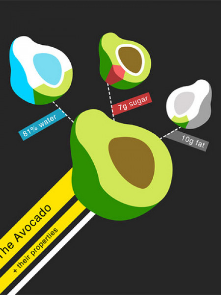 The Avocado Infographic