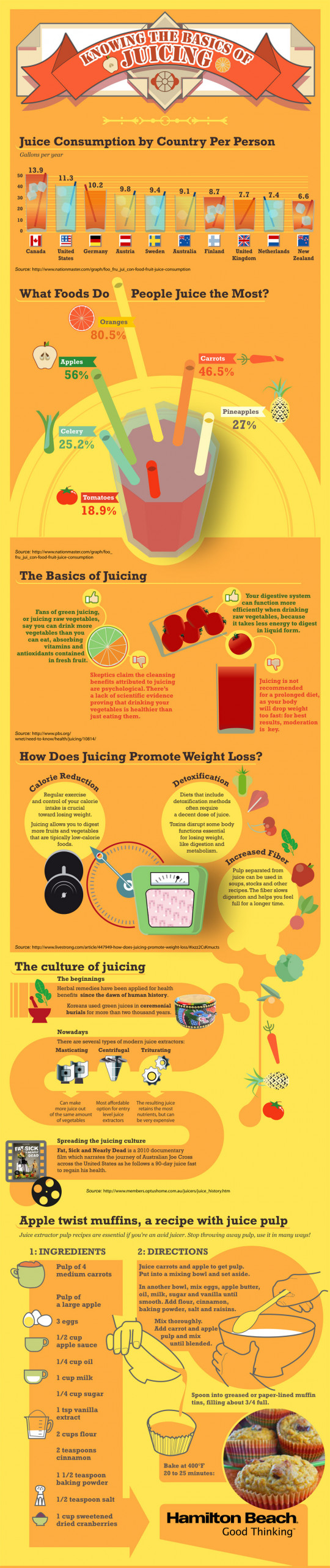 The Basics of Juicing