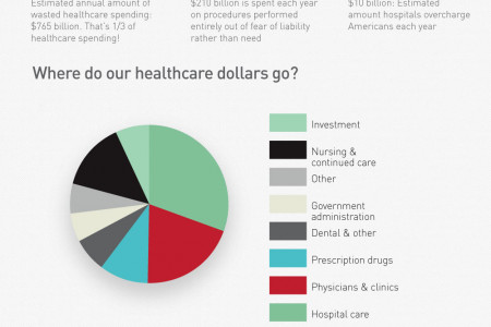 The Business of Healthcare Infographic