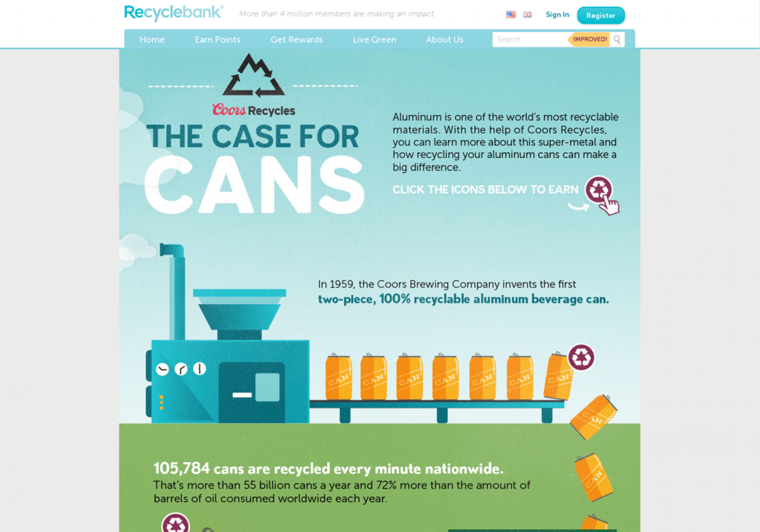 The Case for Cans Infographic