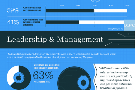 The CEOs Of Tomorrow  Infographic