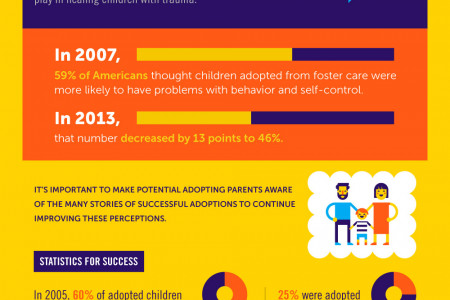 The Current State of Foster Parenting Infographic