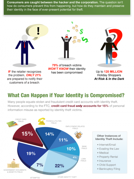 The Cyber Thieves That Stole Christmas Infographic