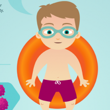 The Dangers Lurking in Your Public Pools Infographic