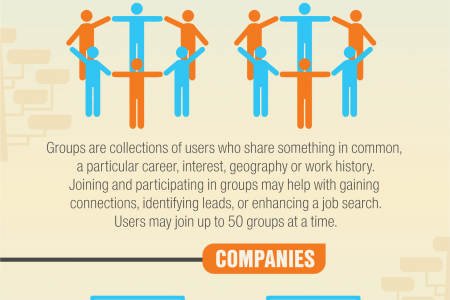 The Ecosystem of LinkedIn Infographic