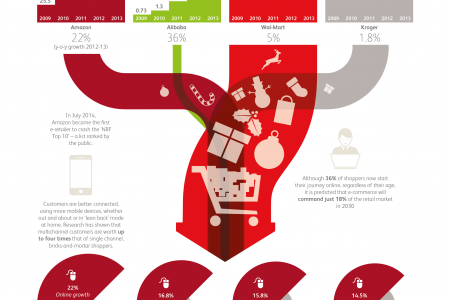 The elusive shopper: will pre-millenials save the physical store? Infographic