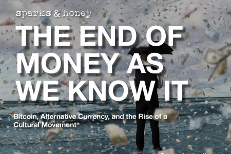The End of Money as we Know it  Infographic