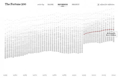 The Fortune 500 Infographic