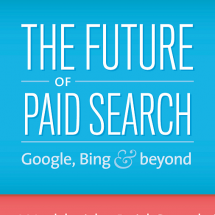 The Future of Paid Search  Google, Bing & Beyond Infographic