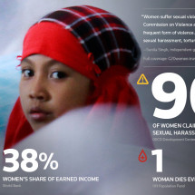 The G20's Best and Worst Countries for Women Infographic
