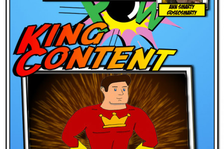 The Heroes And Villains Of SEO Infographic