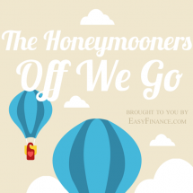 The Honeymooners: Off We Go! Infographic