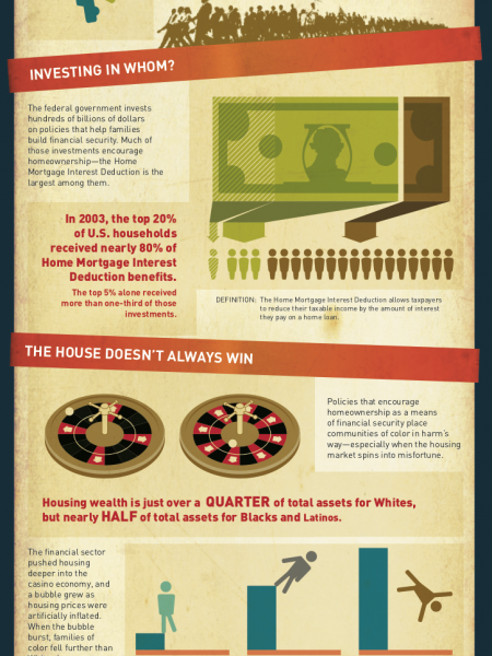 The House DOESN'T Always Win Infographic
