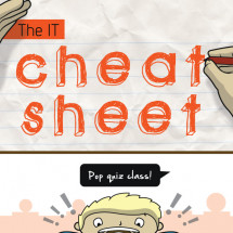 The IT Cheat Sheet Infographic