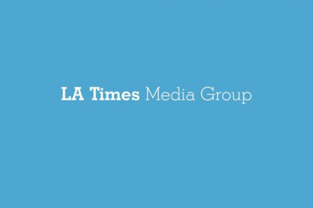The LA Times Media Group Infographic