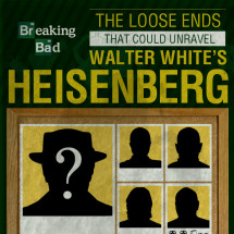 The Loose Ends that Could Unravel Walter White's Heisenberg Infographic