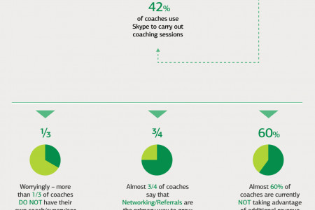 The Make-Up of a Modern Day Coach Infographic