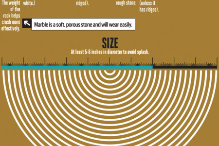 The Mortar & Pestle: A Visual Breakdown Infographic