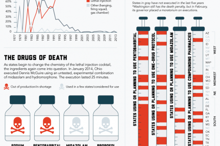 The New Costs Of The Death Penalty Infographic