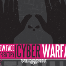 The New Face of 21st Century Cyber Warfare Infographic
