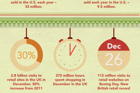 The Perfect Christmas Gift Infographic